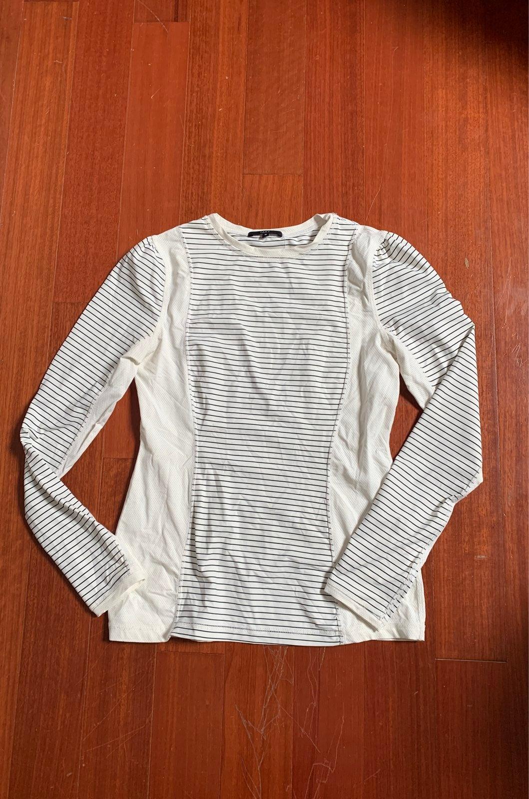 Tart - tech workout L/S shirt - med