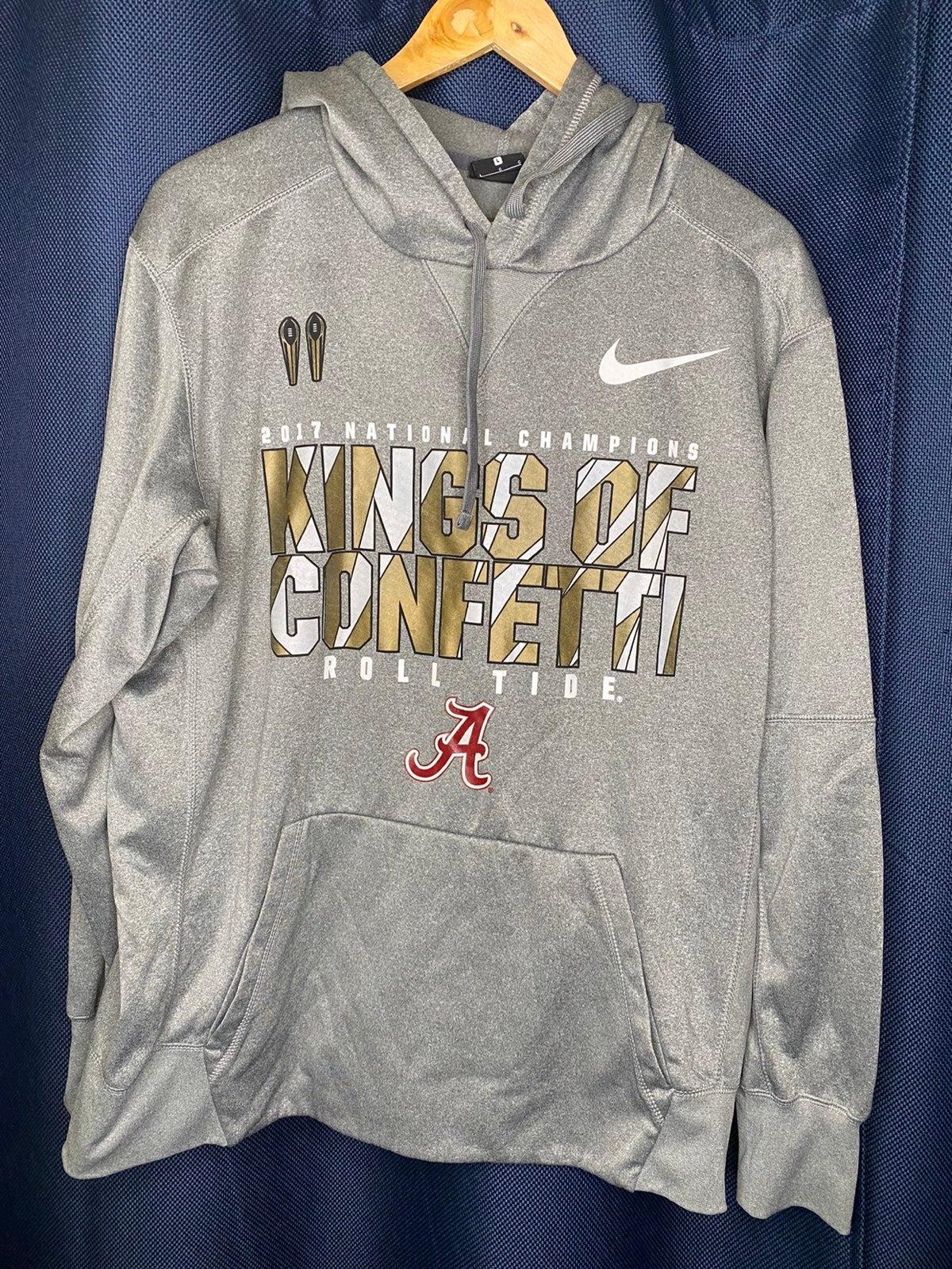 Alabama 2017 National Champs Nike Hoodie