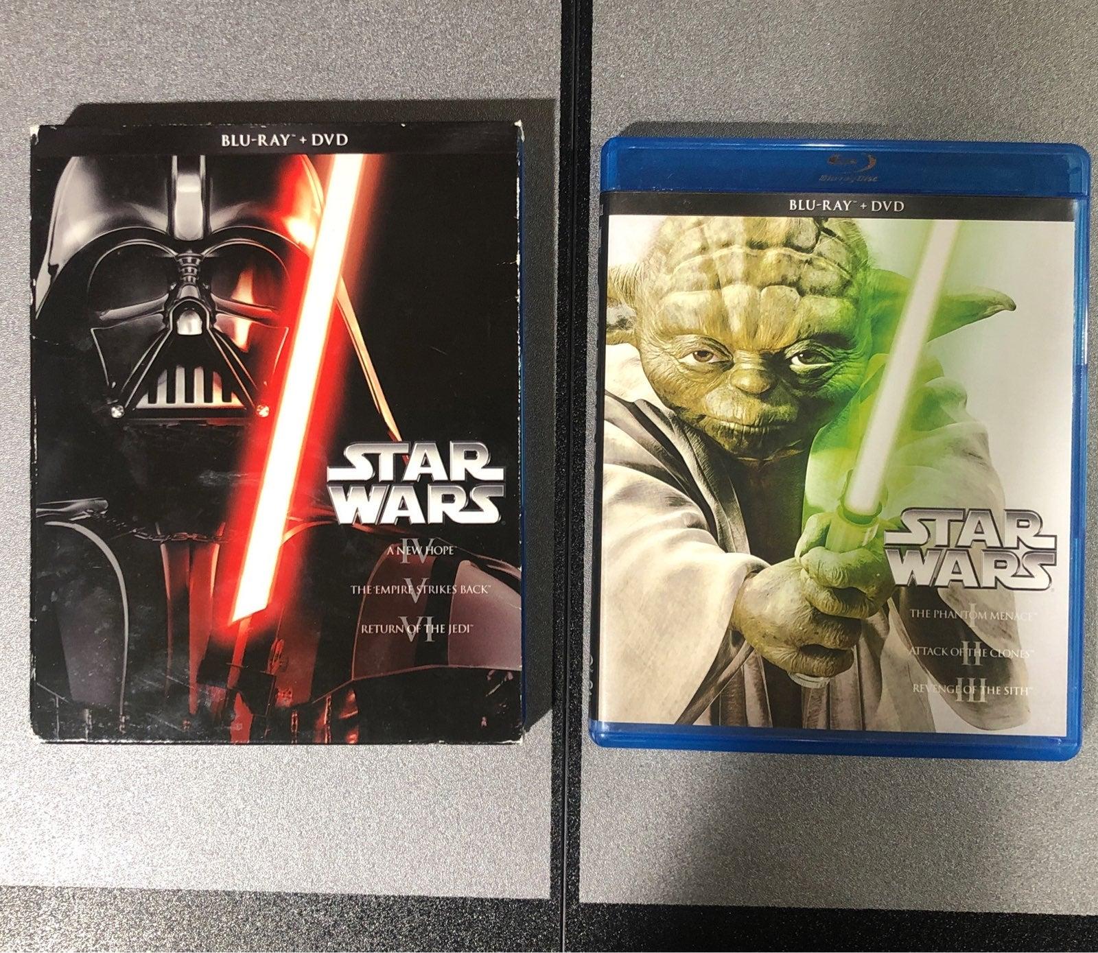 Star Wars DVD Sets
