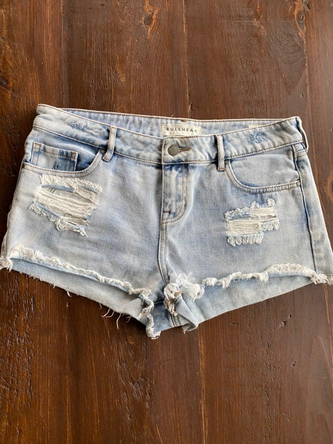 Bullhead Denim Company Jean Shorts