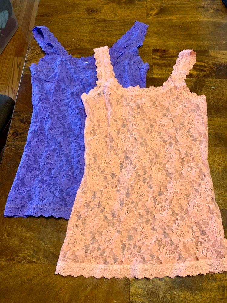 Hanky Panky Signature Lace Camisole set