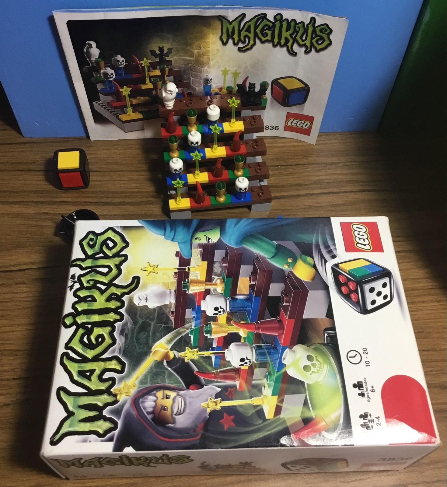 Lego magikus game