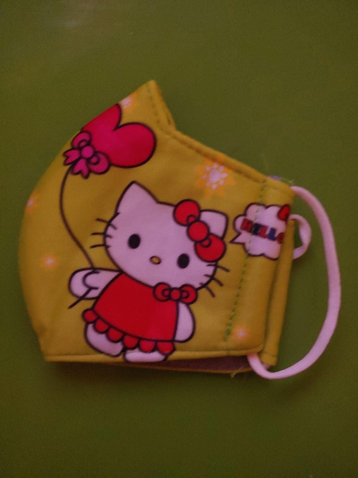 Hello Kitty kids mask