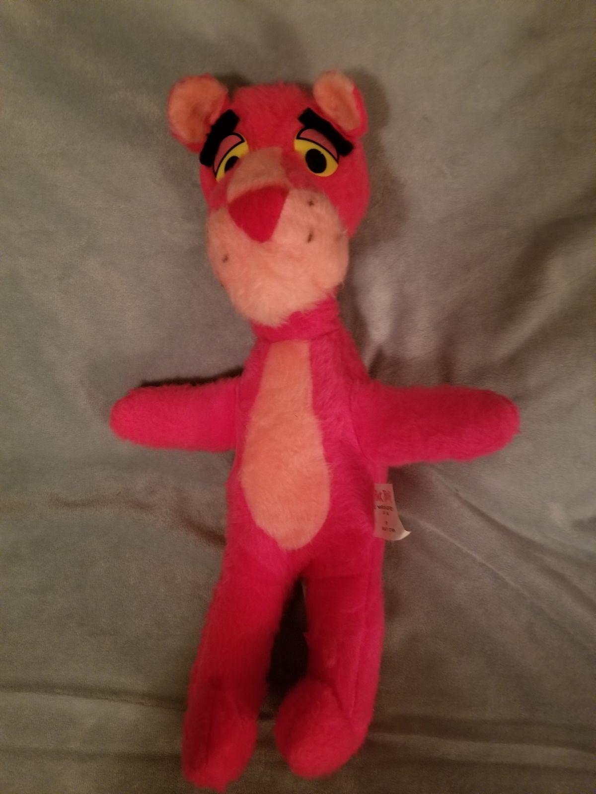 Pink Panther Plush
