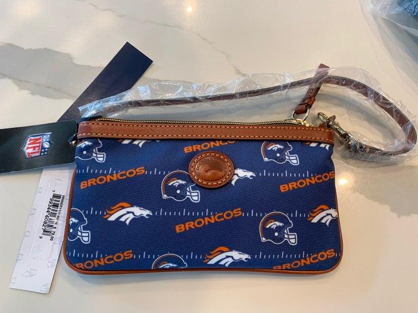 NEW Denver Broncos Dooney & Bourke Wrist