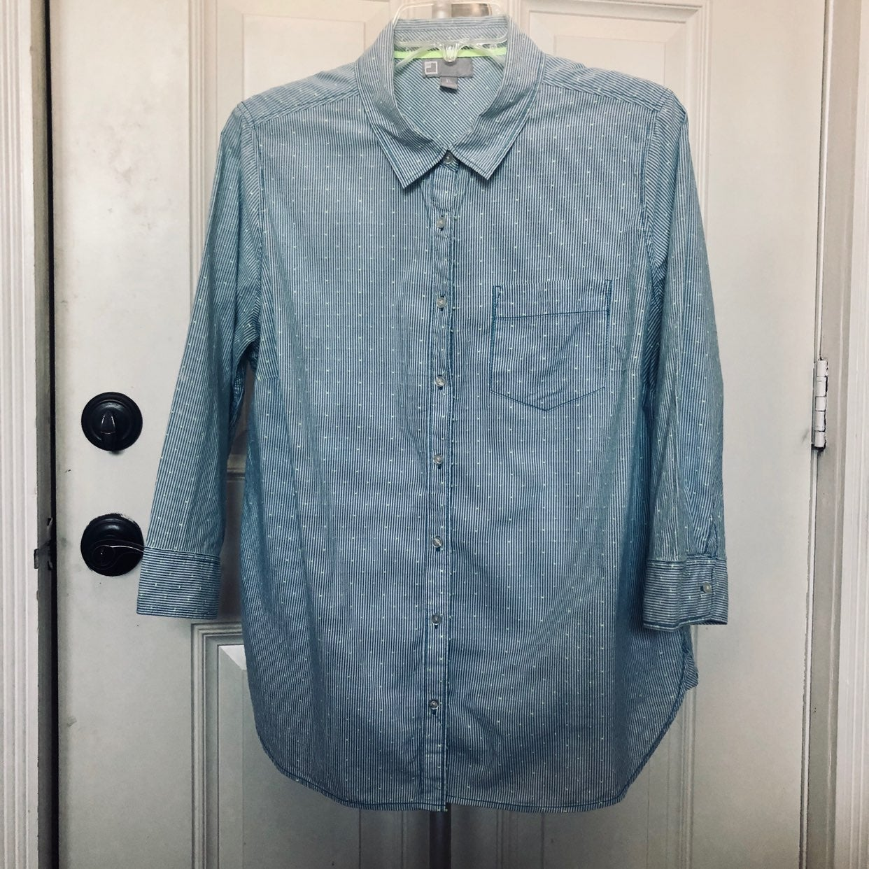 JCP Long Sleeves Blouse XL