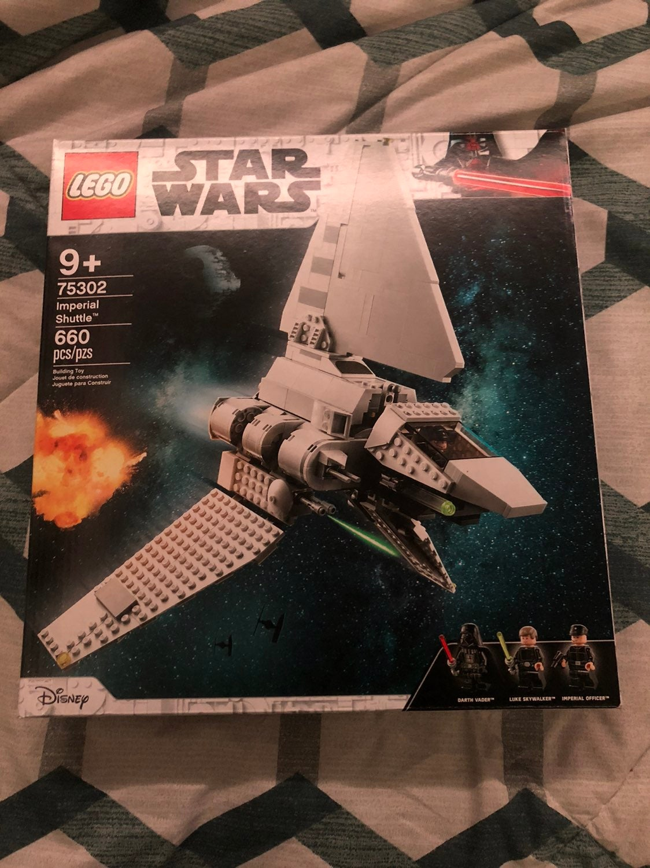 LEGO Star Wars: Imperial Shuttle 75302