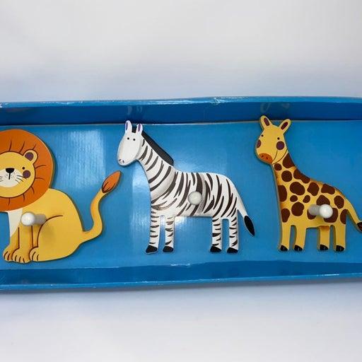 Safari animal hooks