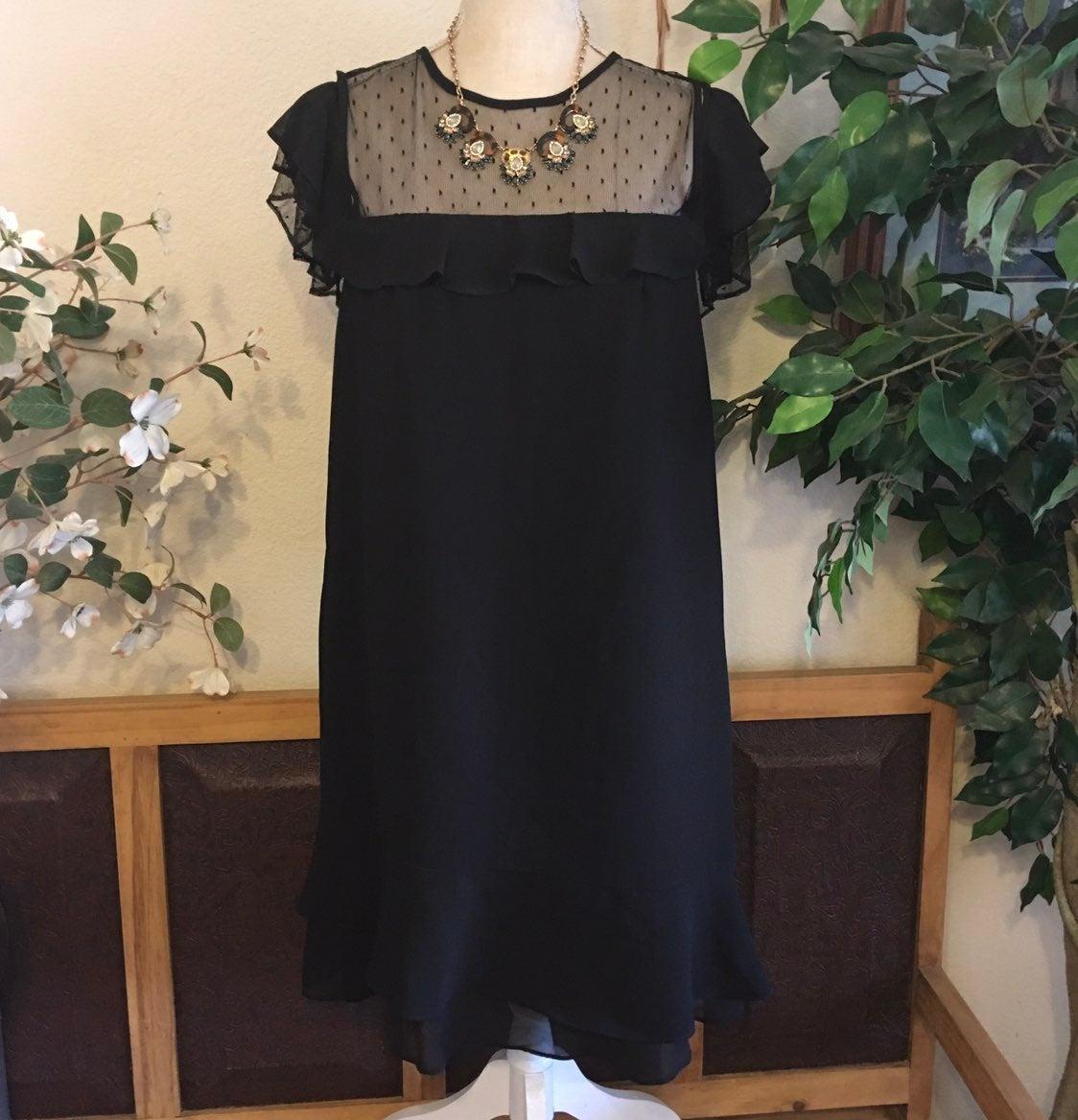 Nanette Lepore cold shoulder dress NWT