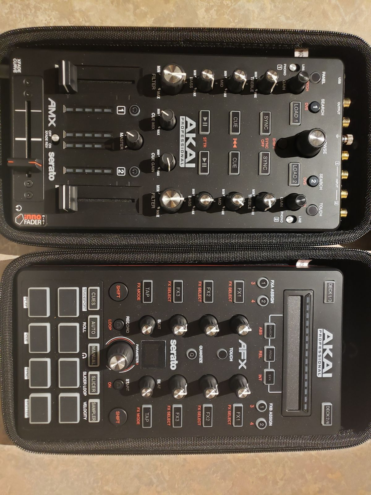 Akai Professional AMX Mixing Surface and