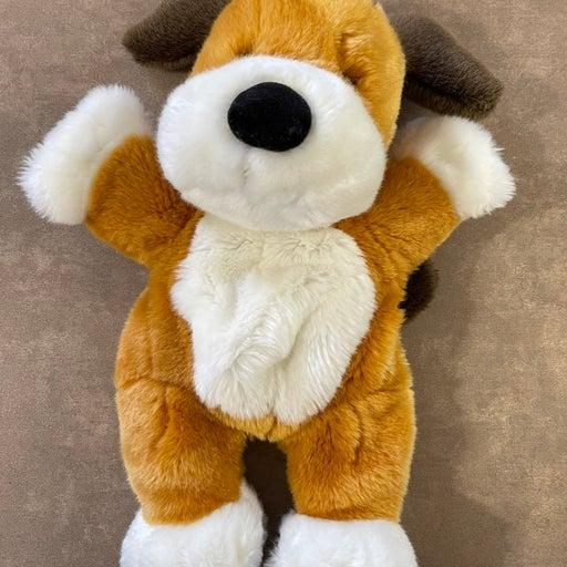 1998 Rare Kipper Vintage Plush Dog Puppe