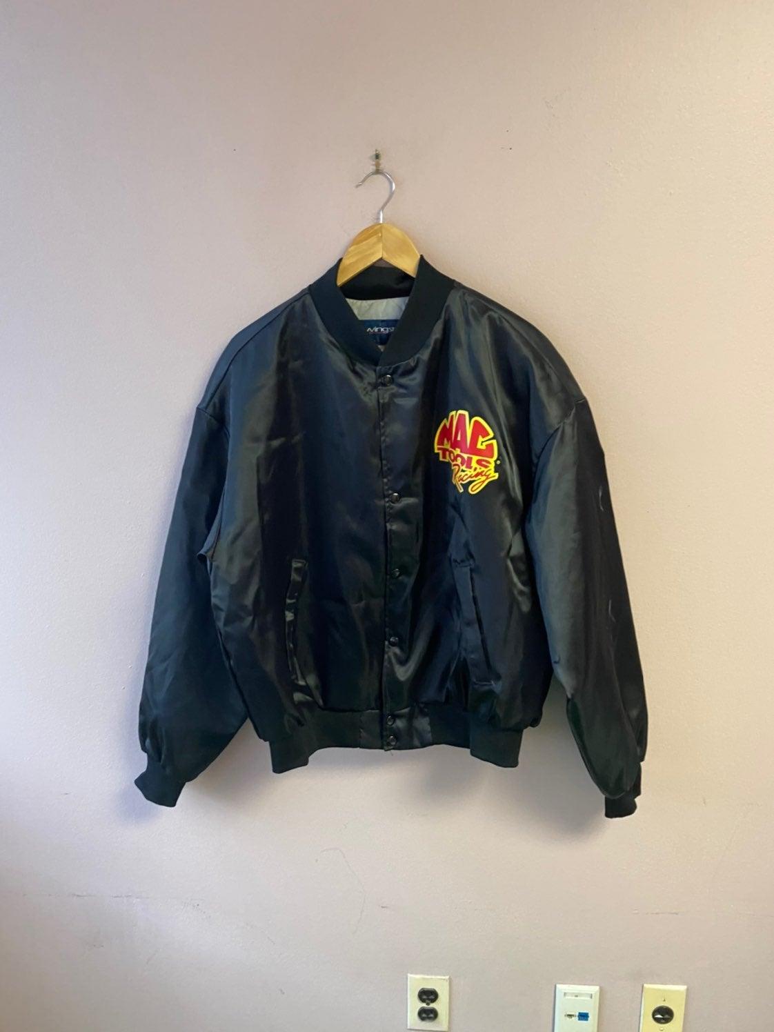 Mac tool racing jacket