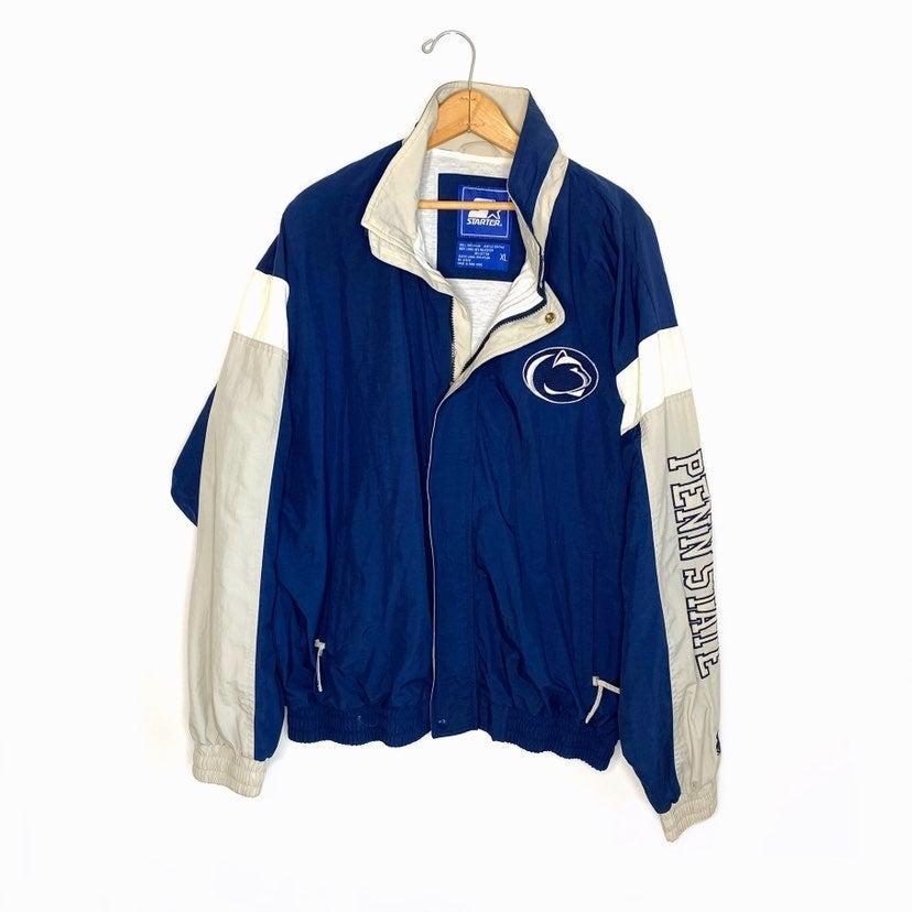 Vintage Penn State Bomber Jacket