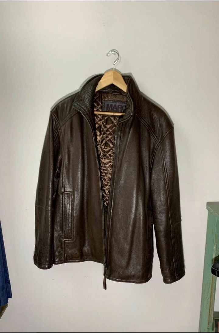 Marc New York Real Leather Jacket
