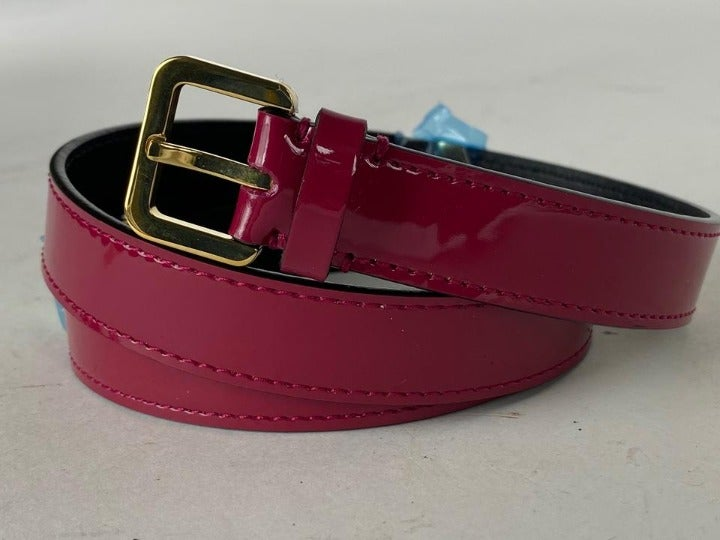 Louis Vuitton Theda Hinge Belt Thin Mono