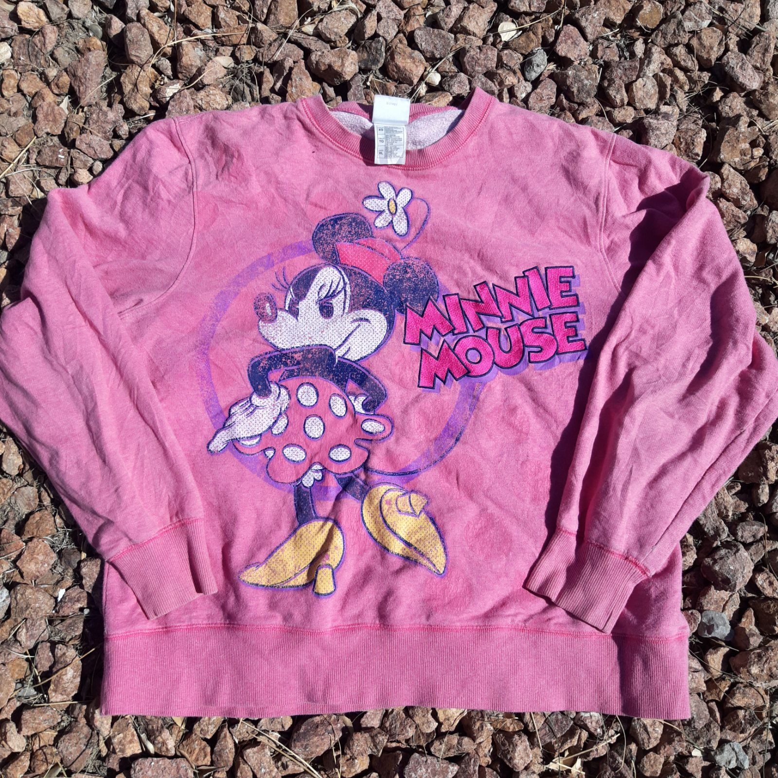 VTG Disney Minnie Mouse Sweatshirt