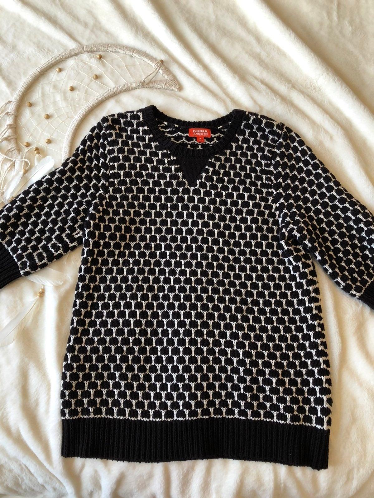 Kirna Zabete chunky sweater