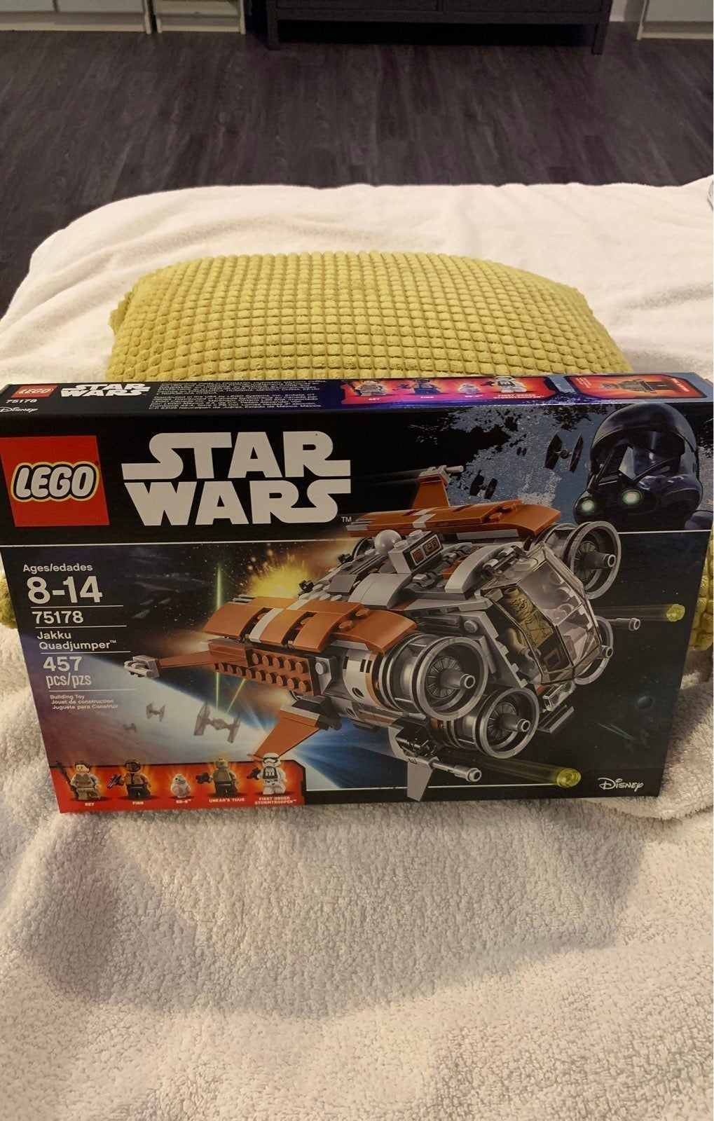 LEGO Star Wars Lot of 3 sets New