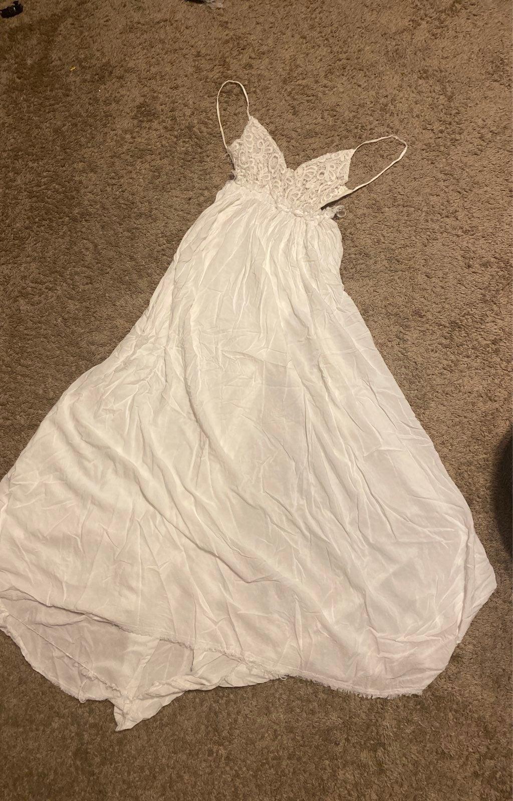 HOLD Stella Maxi dress FP Black beach dress