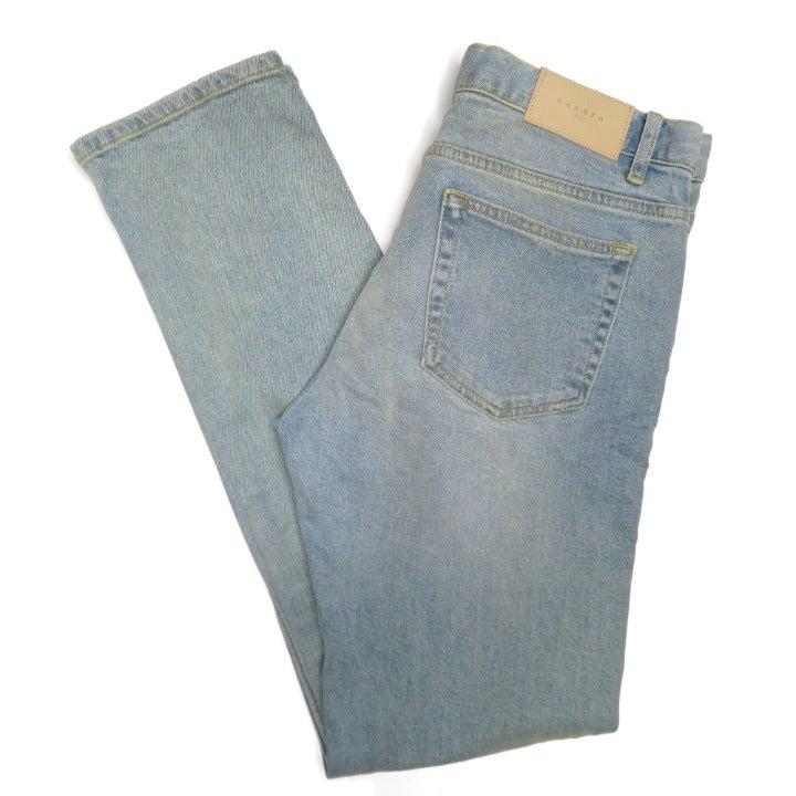 Sandro Jeans New Mens 32 x 32 Light Blue
