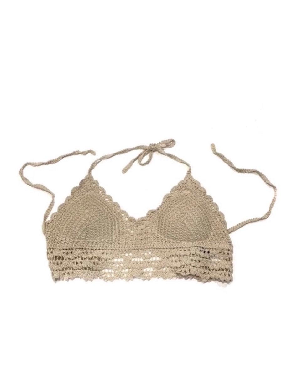 3 Crochet tops