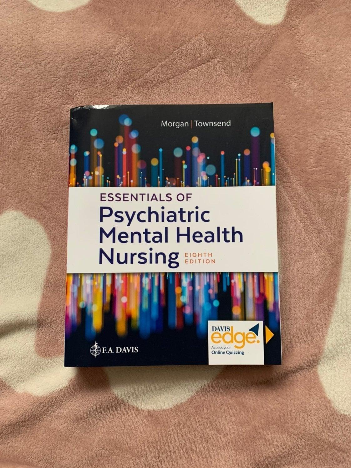 Essentials of Psychiatric Mental Health