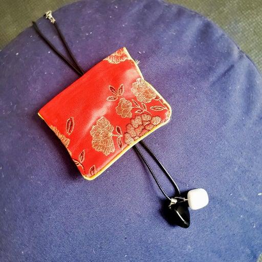 Spiritual crystal necklace