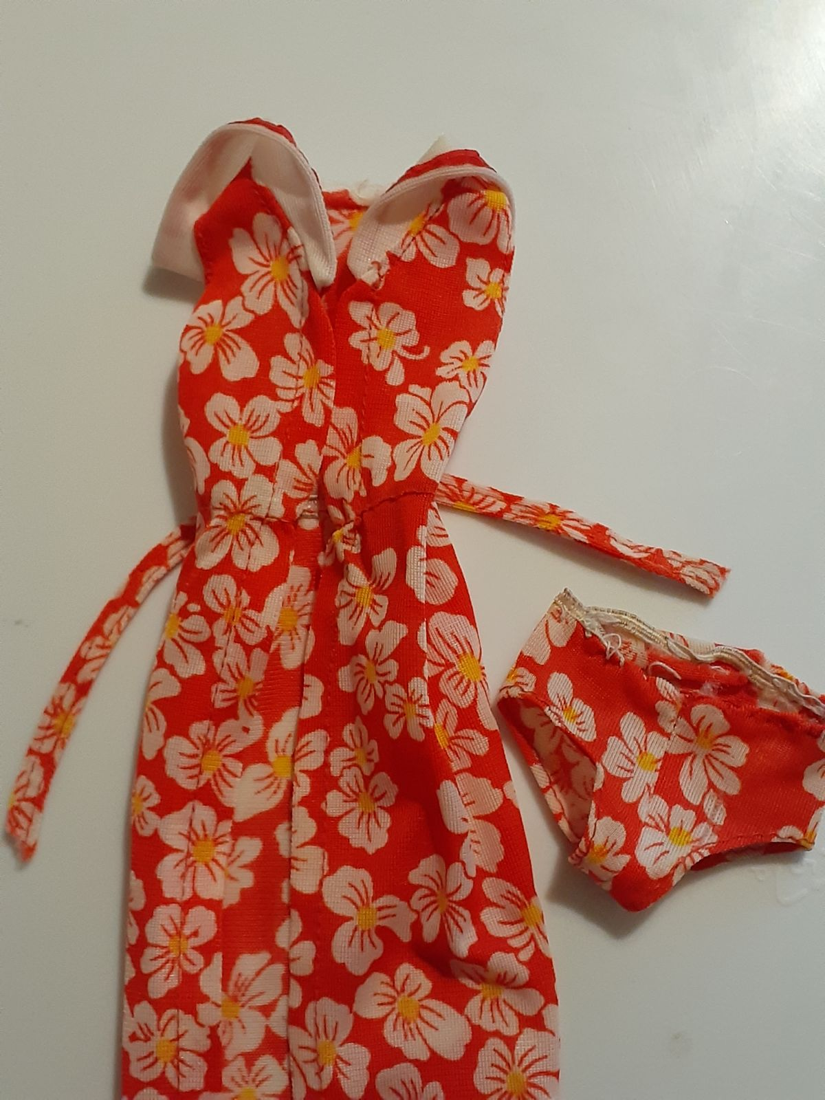 Barbie Vintage Hawaiian Dress Coat