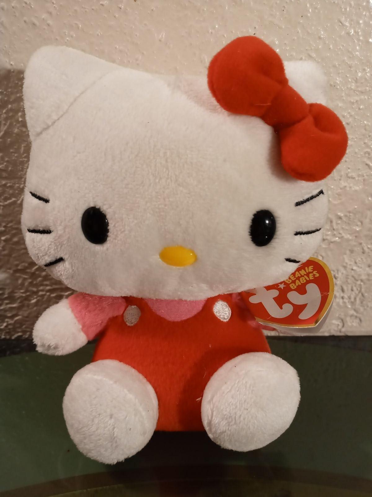 Hello Kitty TY BEANIE BABIES Plush