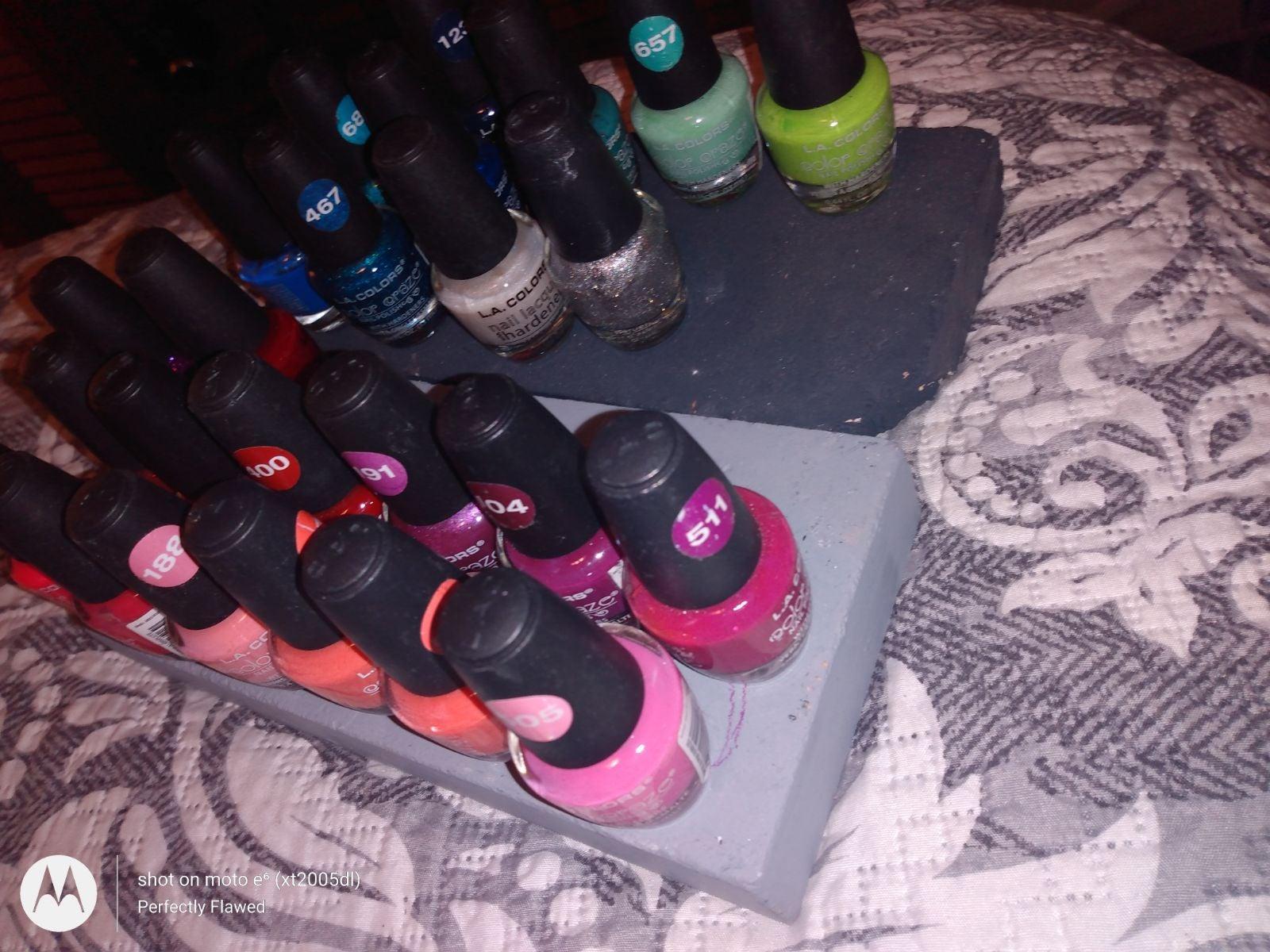 24 to 30 Nail polish colors LOT
