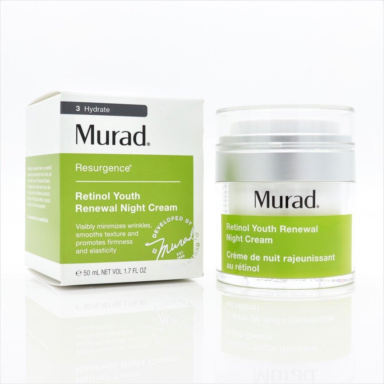 Murad retinol youth renewal cream
