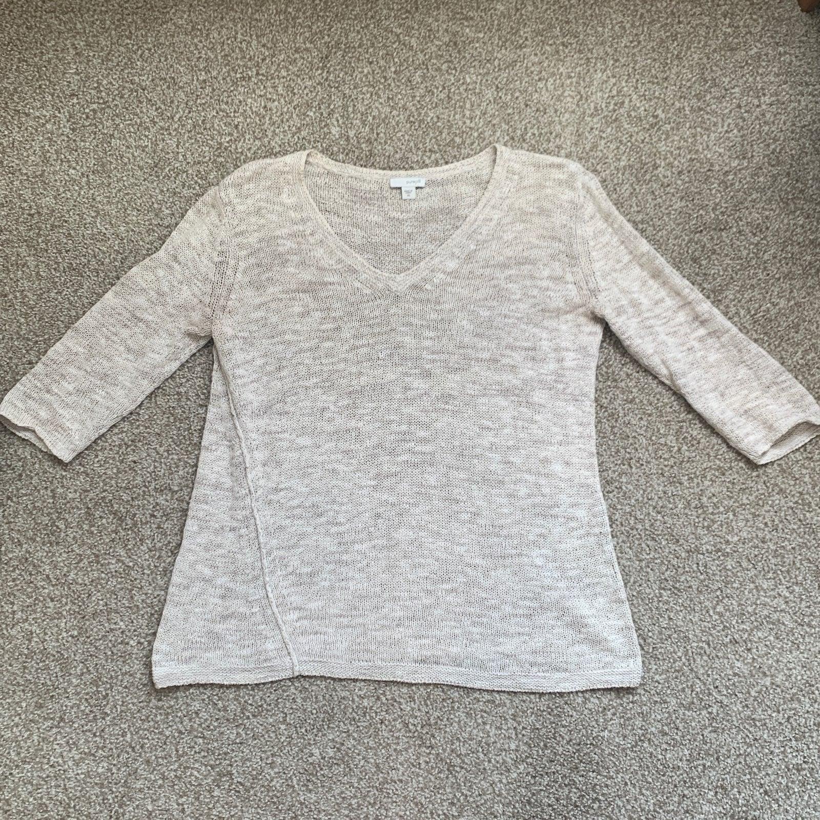 J Jill Knit Sweater