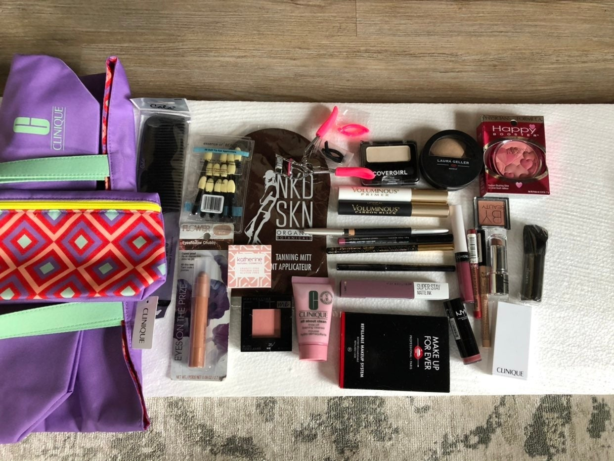 25+ Misc Makeup Lot New & Like New