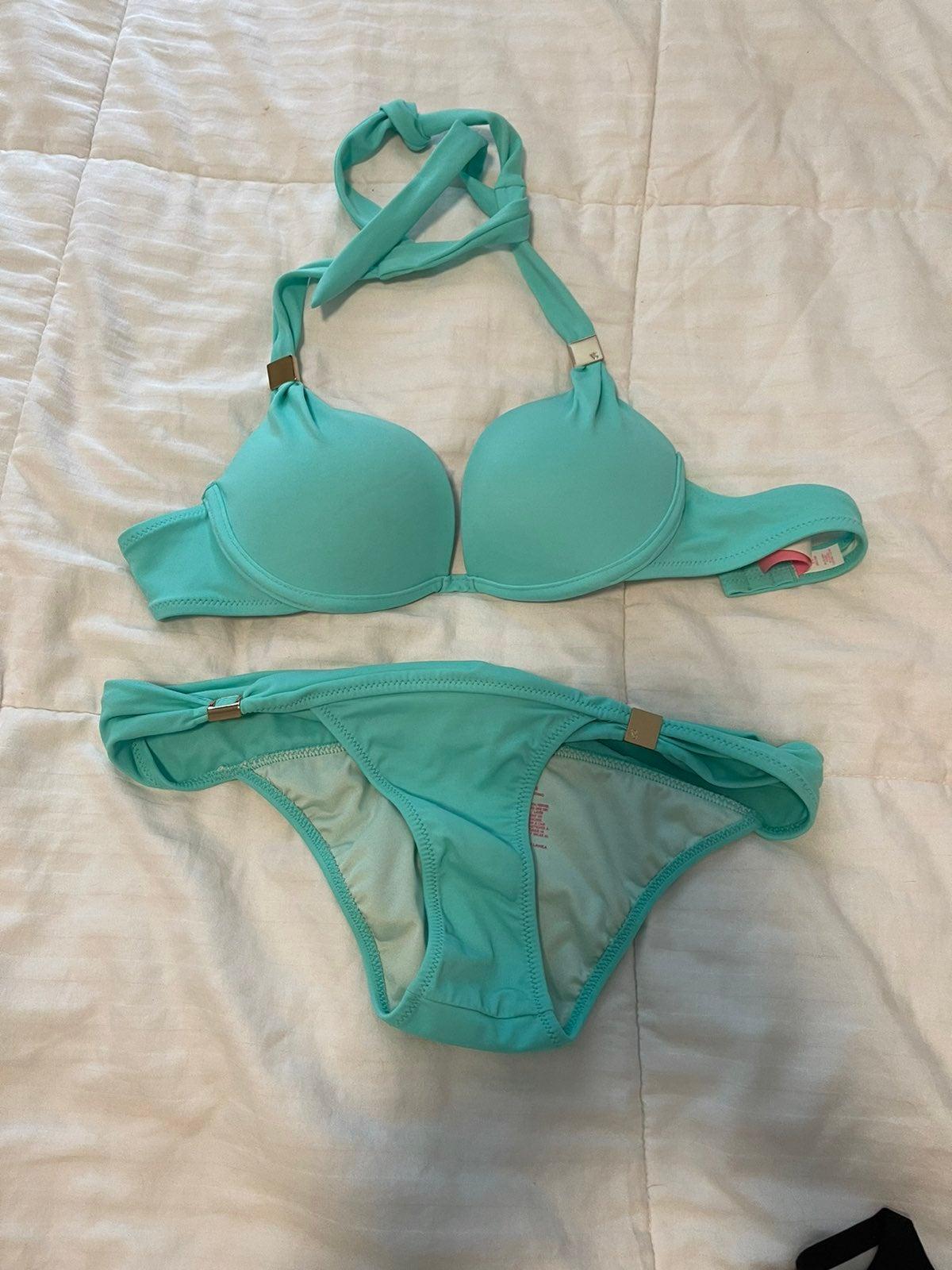 Victorias Secret Bikini Set Swimsuit Two