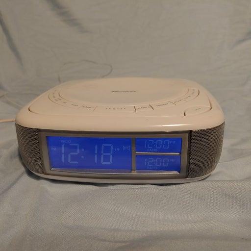Memorex Alarm Clock Radio