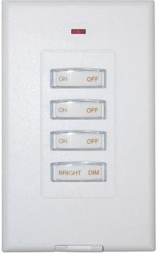 X10 3 Unit Slimline Wireless Wall Switch