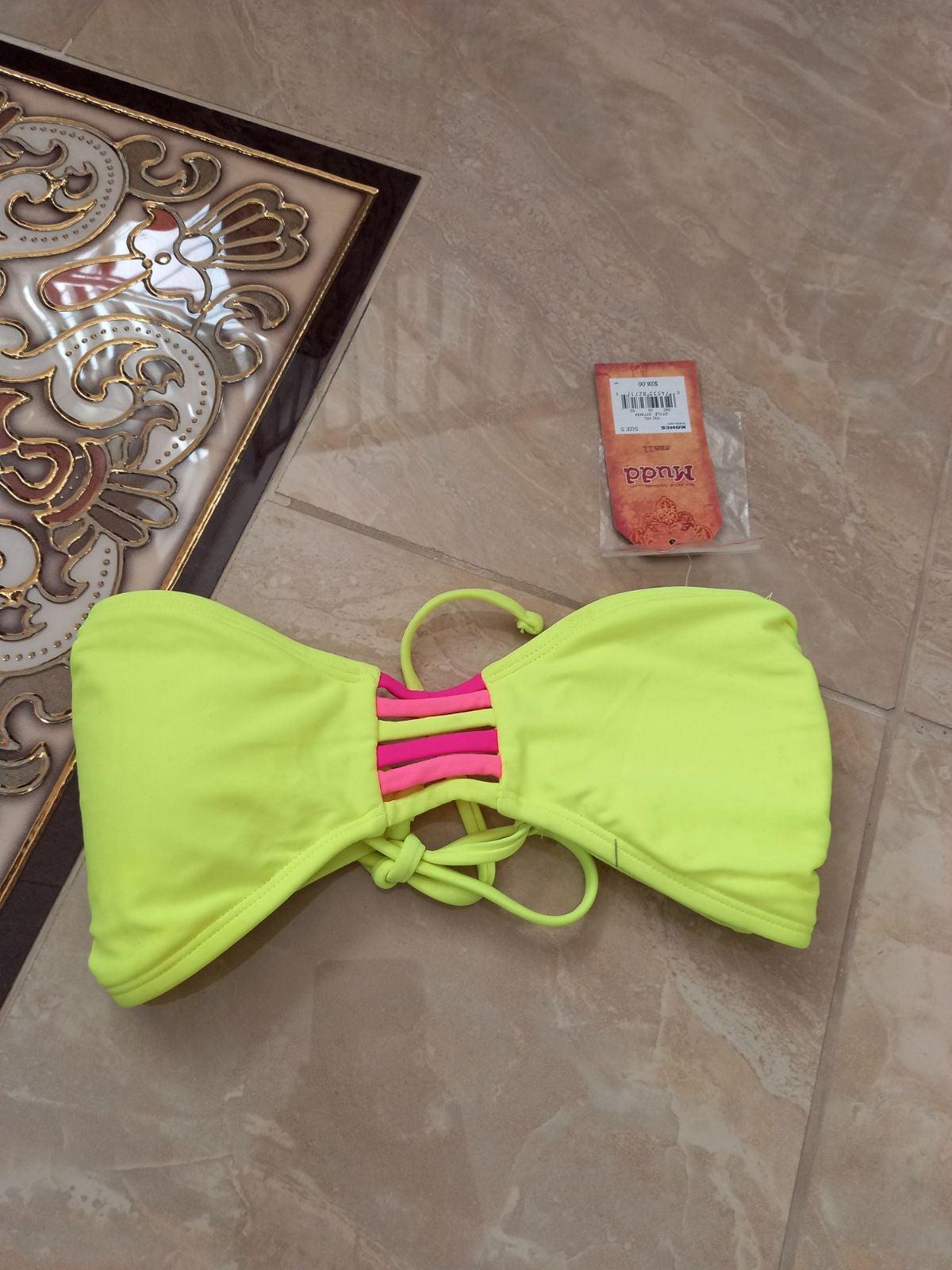Mudd bikini top size small