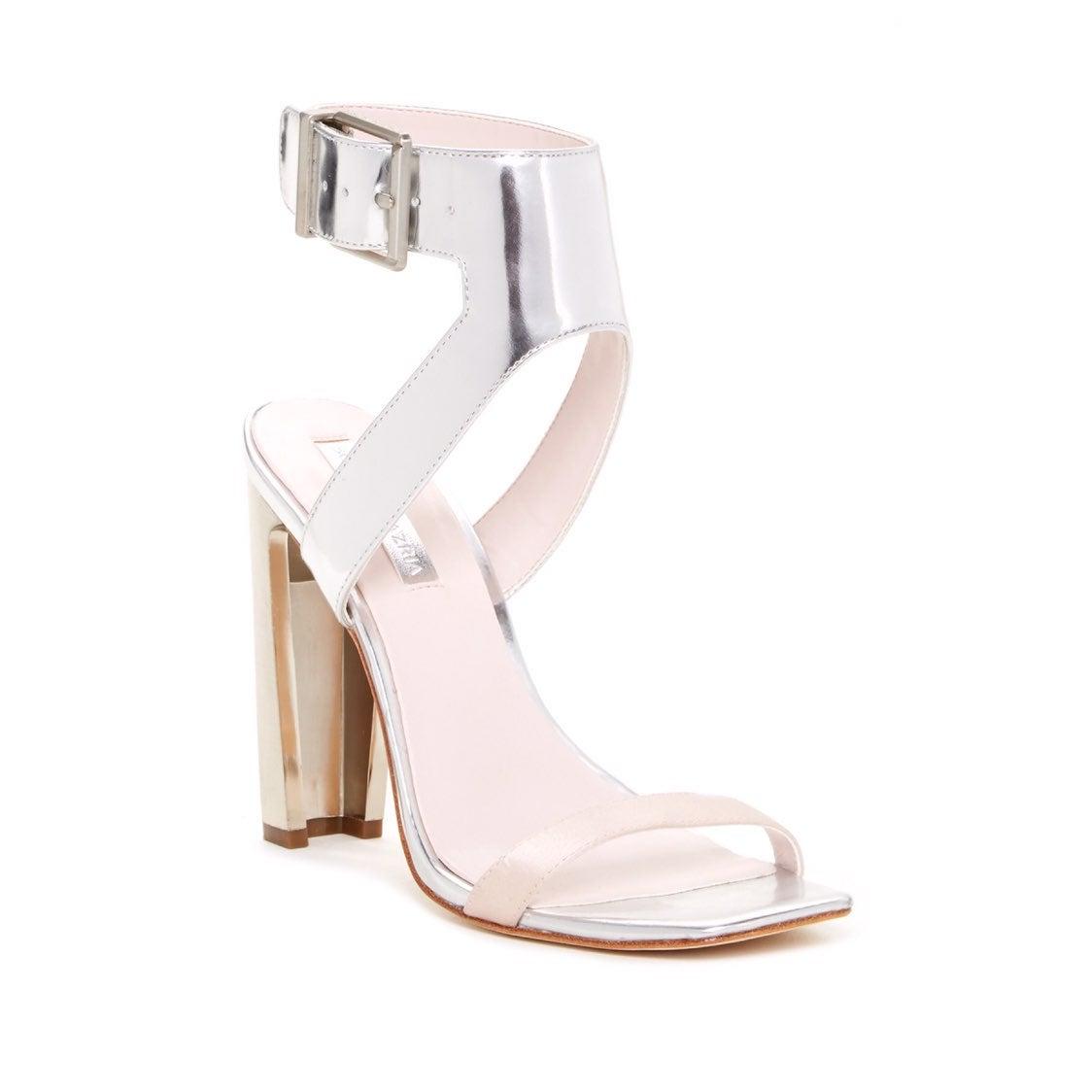 BCBGMAXAZRIA pacer high heel sandals 8