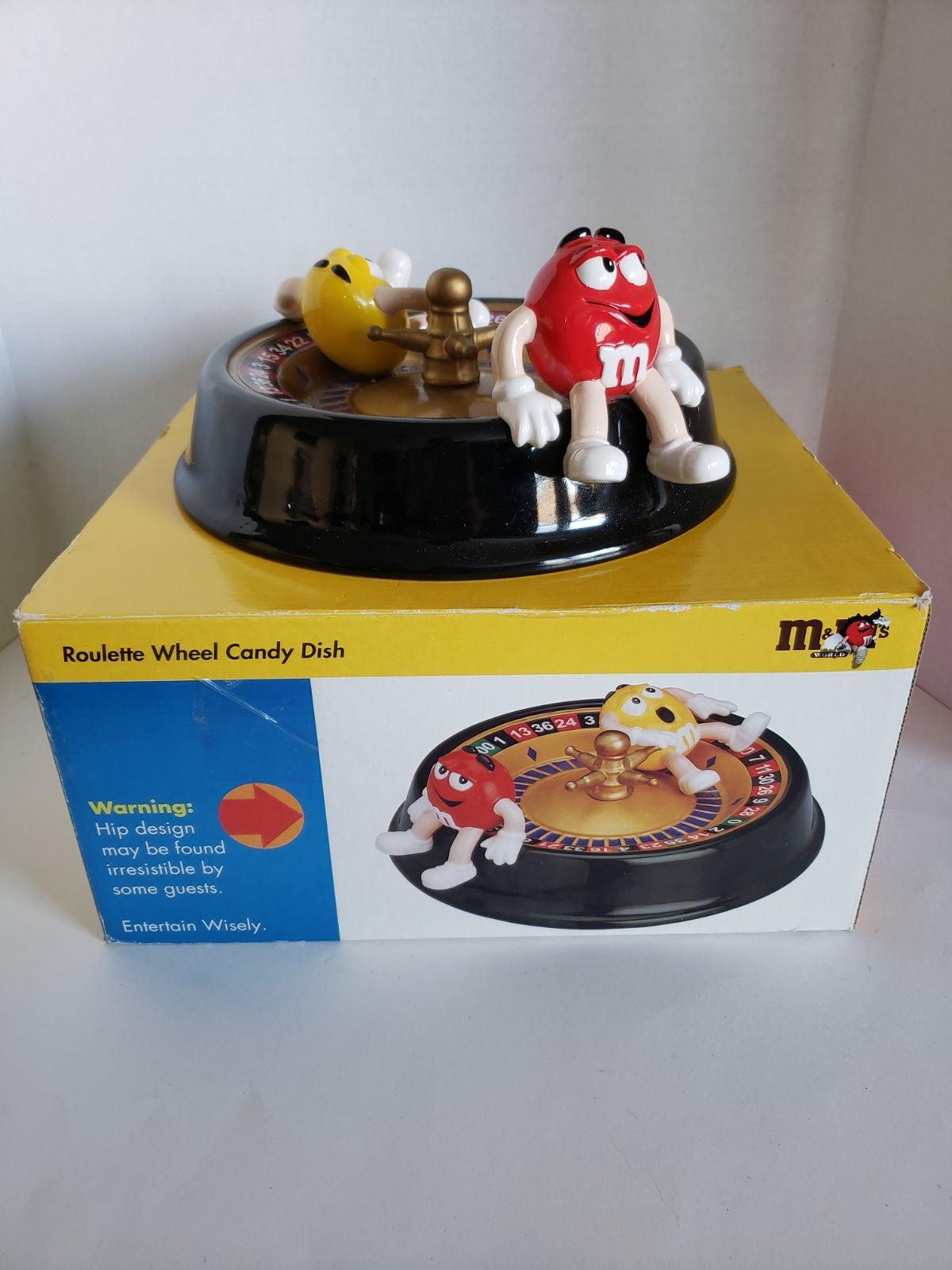 M&M's Candy Dish