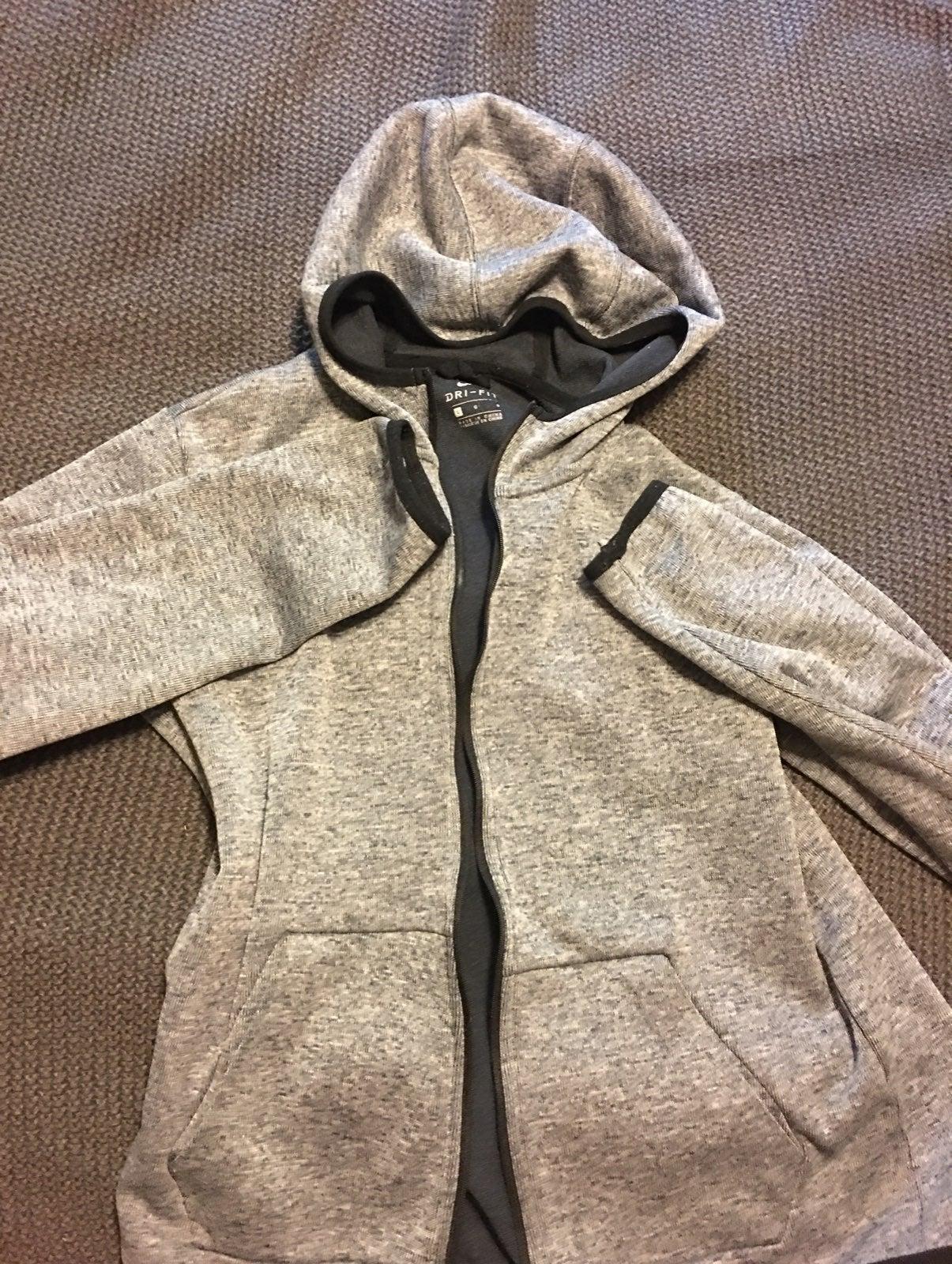 Black/Grey Sweatshirt