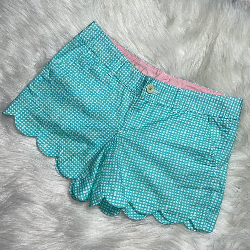 Lilly Pulitzer shorts women size 4