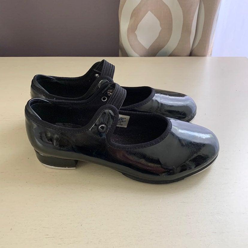 Bloch Girls Annie Tyette Tap Shoes