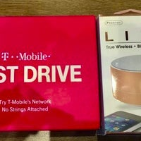T-Mobile CoolPad Surfs LTE HotSpot Bundl