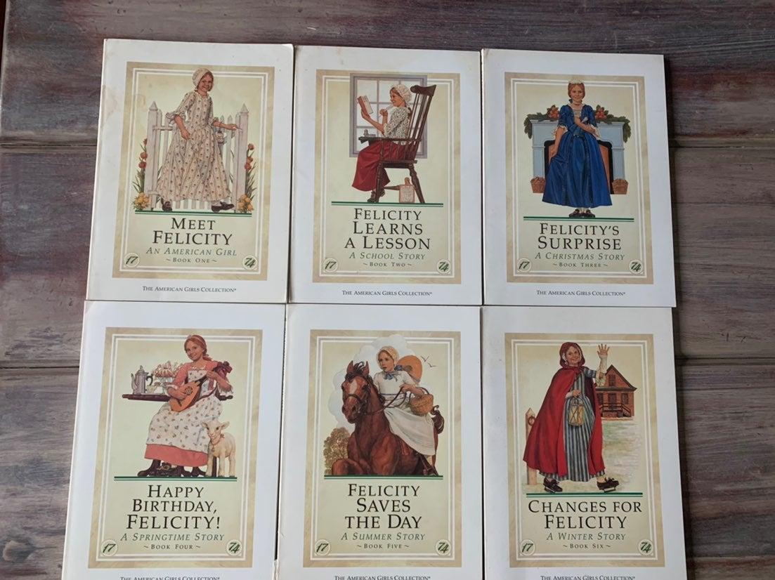 Felicity book set