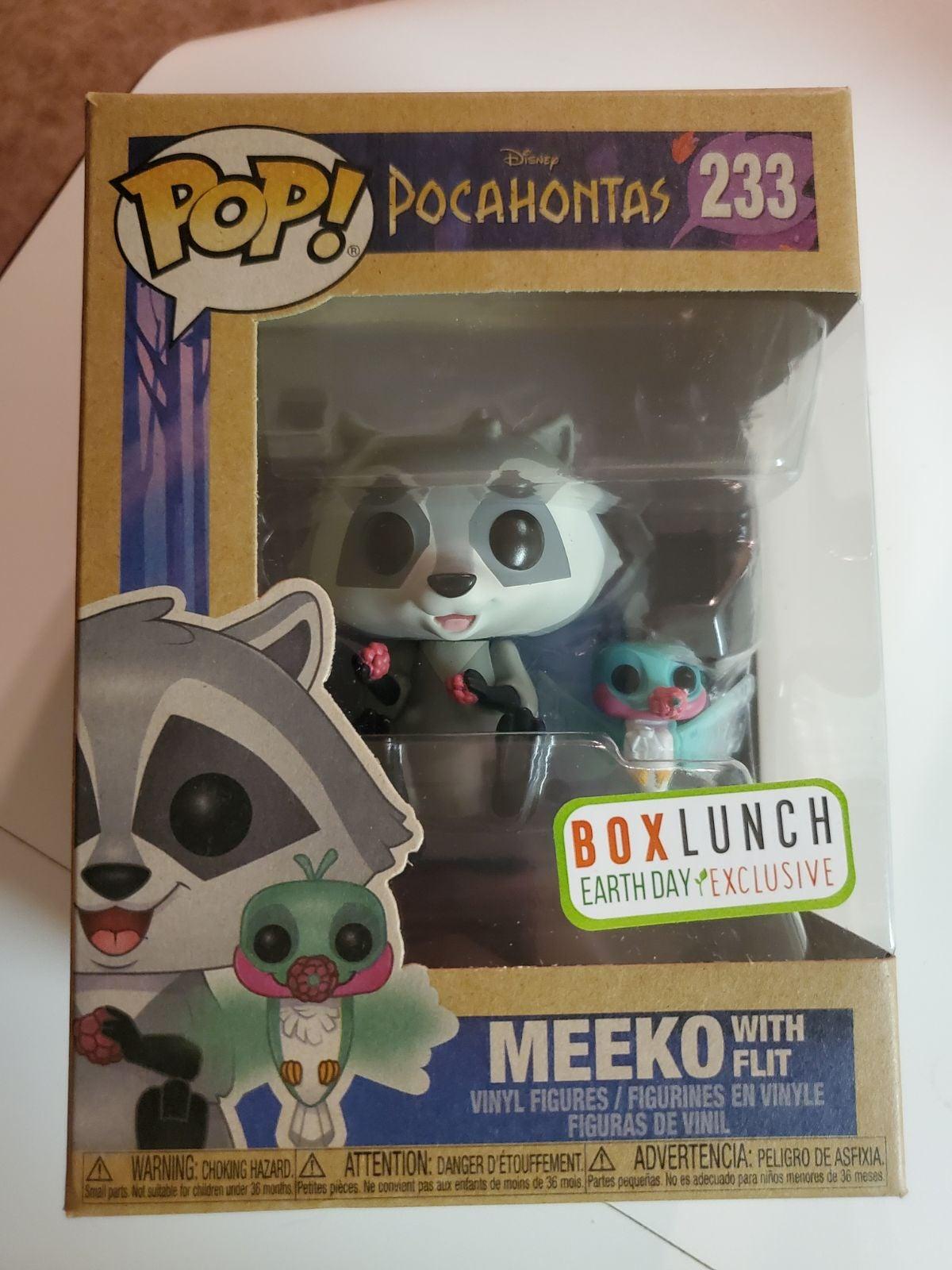 Meeko with Flit Funko Pop! See all pics