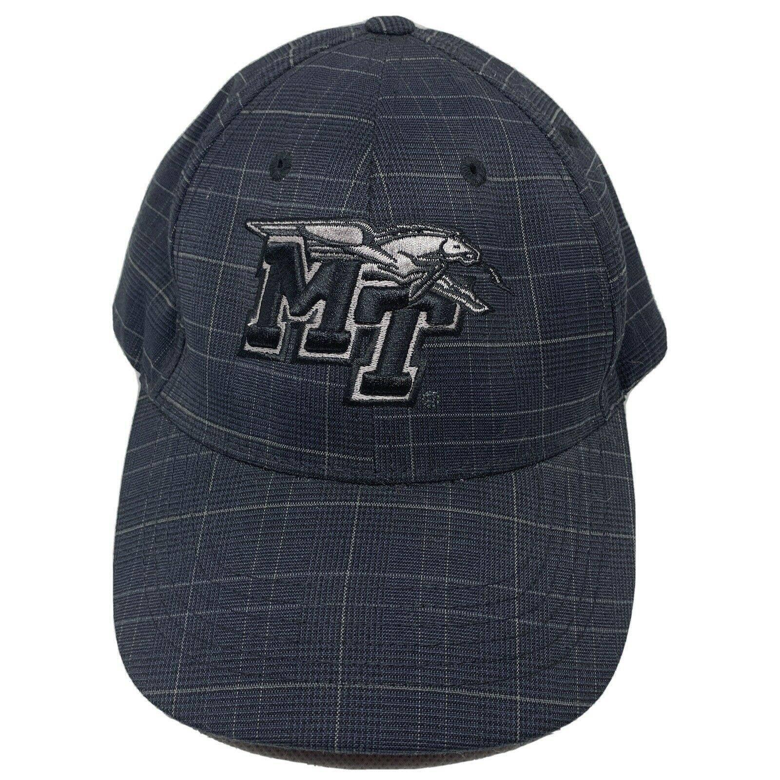 MTSU Blue Raiders Baseball Hat Cap