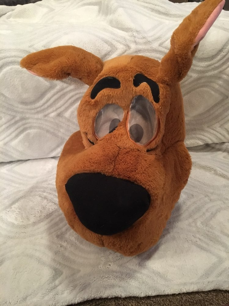 Scooby Doo Big Greeter Head by Dan Dee