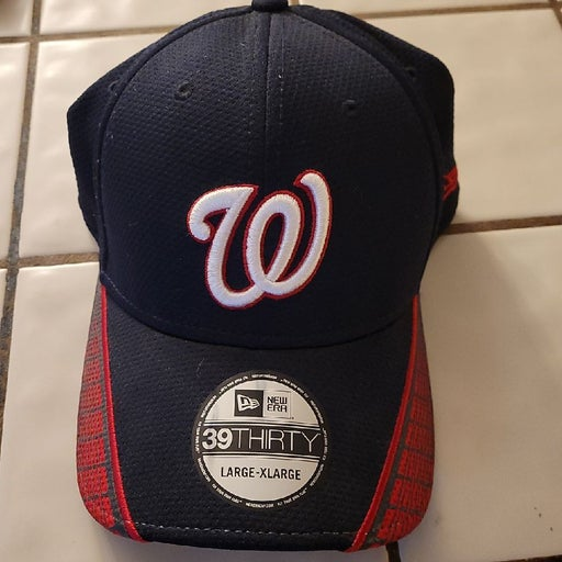 Washington Nationals Baseball Hat