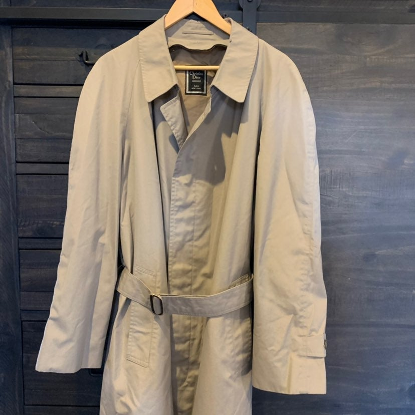 Christian Dior Trench Coat XL