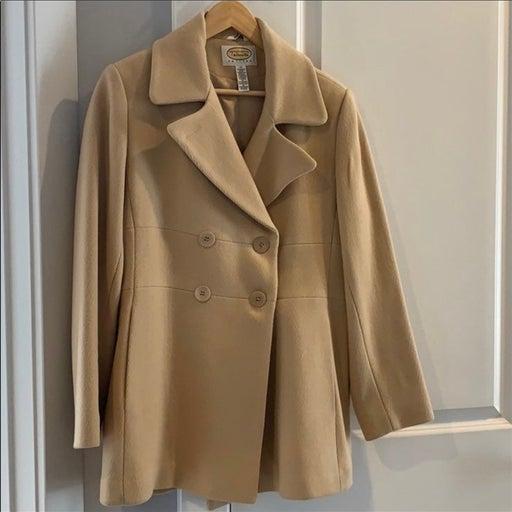 Talbots Wool Pea Coat - Petite
